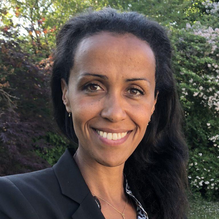 Camilla Van Dijk, CEO for Seeknspeak